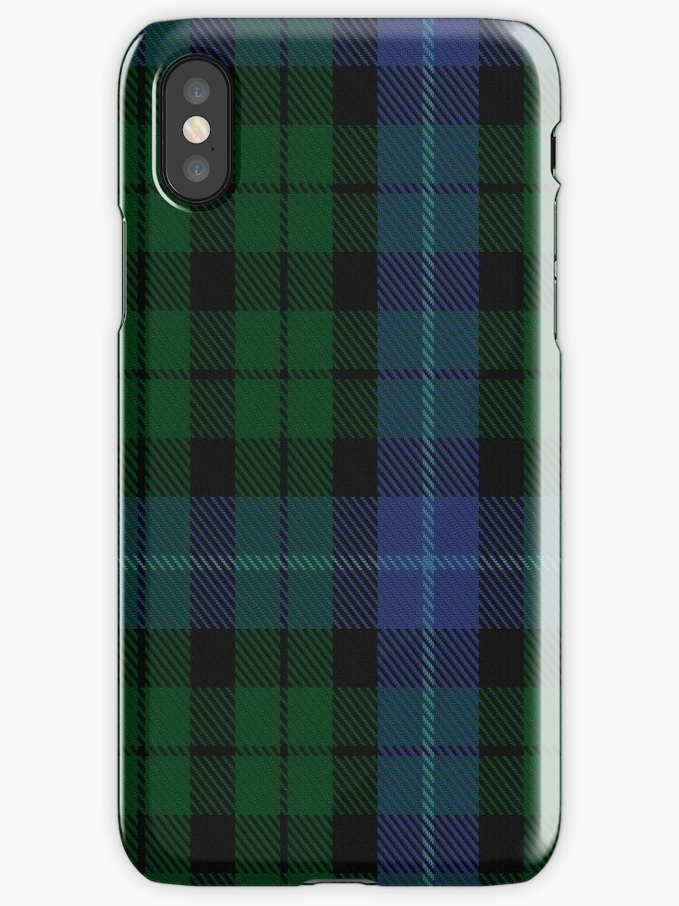 00092 MacIntyre Clan/Family Tartan  by Detnecs2013