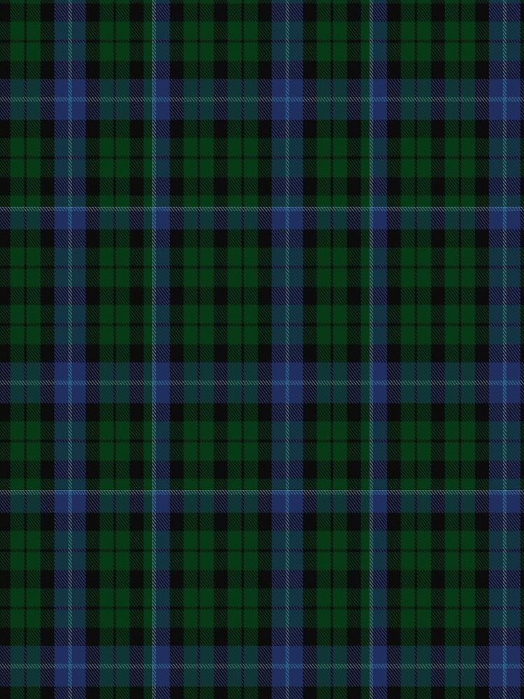 00092 MacIntyre Clan/Family Tartan  by Detnecs2013