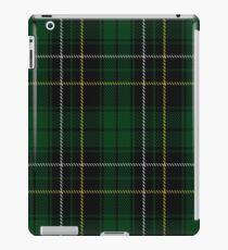 00088 MacAlpine Clan/Family Tartan  iPad Case/Skin