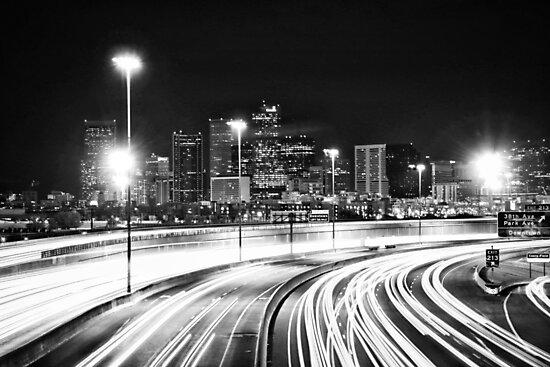 Denver After Dark #7 by Rachel Jeffrey