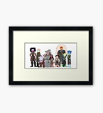 the fellowship of the stevens Framed Print