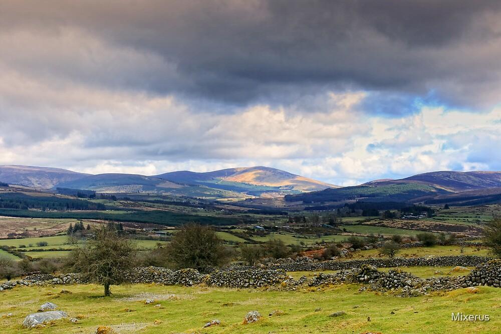View on Ireland by Mixerus