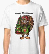 Merry Thanksmas Classic T-Shirt