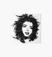 Lauryn Hill (monochrome) Art Board