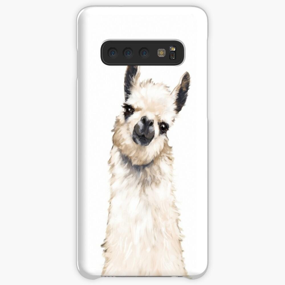 Llama Case & Skin for Samsung Galaxy