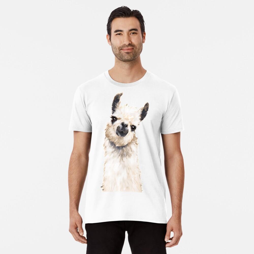 Llama Premium T-Shirt