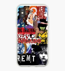 broadway theatre iPhone Case
