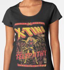 Xtina Telepathy Women's Premium T-Shirt