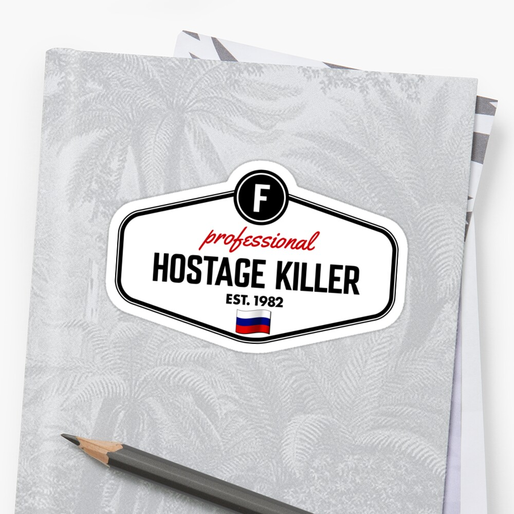 Hostage Killer [Roufxis - RB] by RoufXis