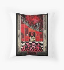 Suspiria - Dario Argento - New Art Throw Pillow