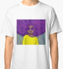 Afro Chic Afro Chick Classic T-Shirt