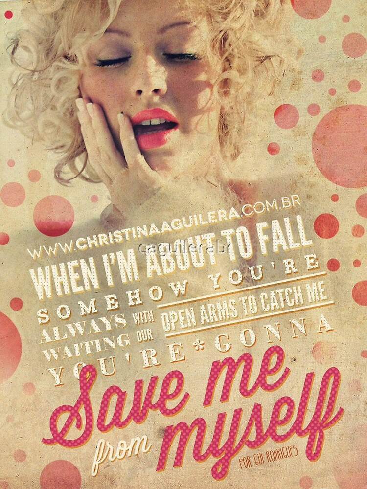 Save me From Myself by caguilerabr