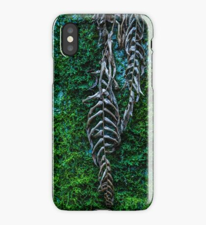 Ferns and Moss iPhone Case/Skin