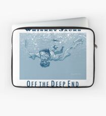 Off the Deep End Laptop Sleeve