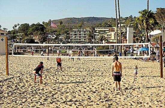 Typical Laguna Beach Day by Robert Meyers-Lussier