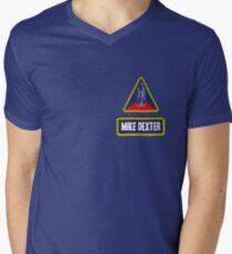 Astronaut Mike Dexter Men's V-Neck T-Shirt