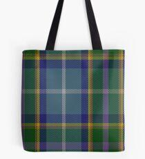 00178 Manx National Tartan  Tote Bag