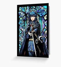Fire Emblem Lucina - The Princess Greeting Card