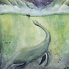 Loch Ness - Sea Monster Series by shellysea