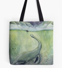 Loch Ness - Sea Monster Series Tote Bag