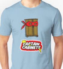 Captain Cabinets Slim Fit T-Shirt