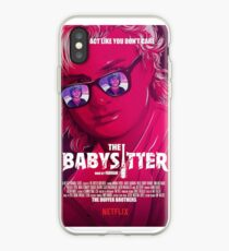 STRANGER THINGS / STEVE & DUSTIN/ THE BABY SITTER  iPhone Case