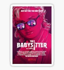 Pegatina COSAS EXTRAÑAS / STEVE & DUSTIN / THE BABY SITTER