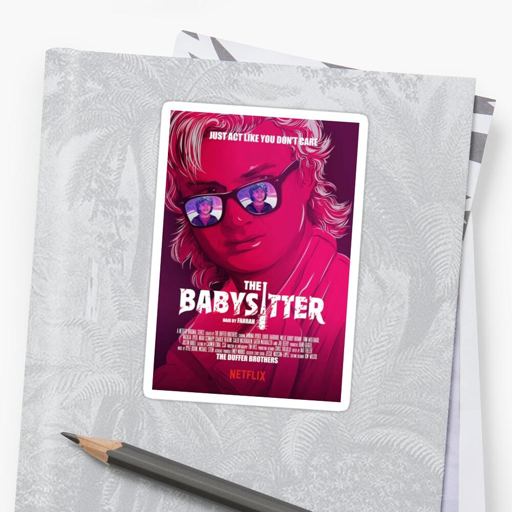 Quot Stranger Things Steve Amp Dustin The Baby Sitter
