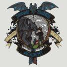 Dragon Academy II by tonksiford