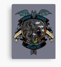 Dragon Academy II Canvas Print