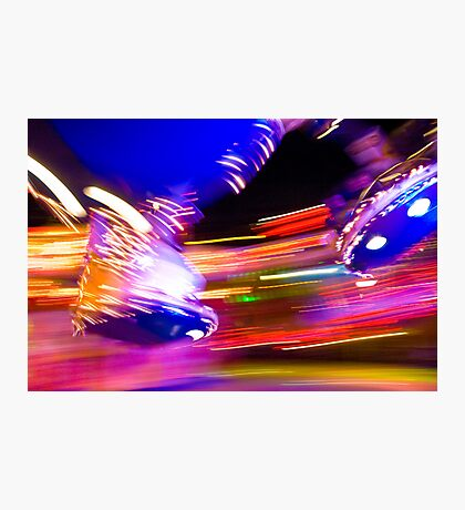 whirl it Photographic Print