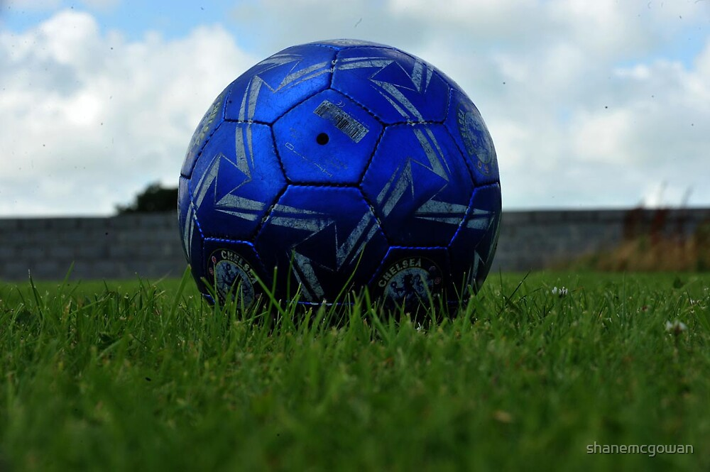 Football. by shanemcgowan