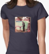 Pleasures of the Dance: a collection of Norwegian Carpenter Songs Women's Fitted T-Shirt