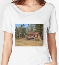 Summer cottage rental - Camron, SC Women's Relaxed Fit T-Shirt