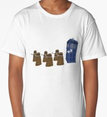 The Doctor's Sleigh Long T-Shirt
