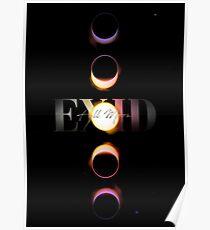 Exid Full Moon Poster