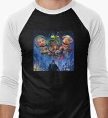 Christmas Carol-muppets Men's Baseball ¾ T-Shirt