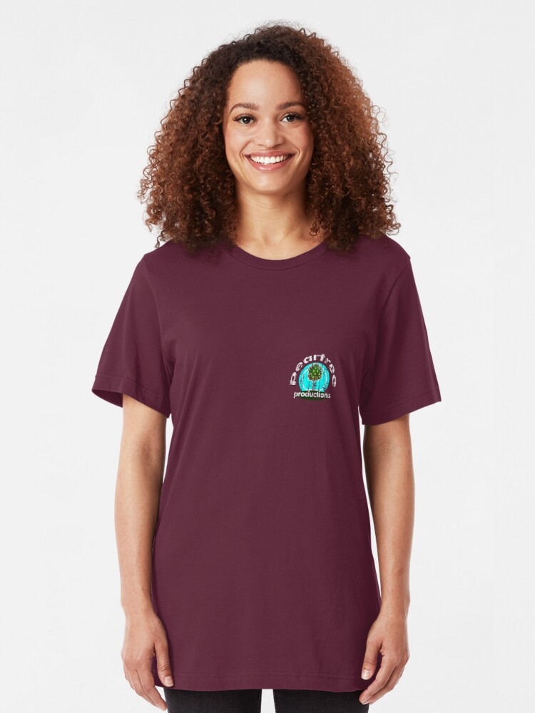 Alternate view of Pear Tree Productions Slim Fit T-Shirt