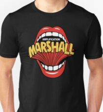 Marshall Amplification Shirt Unisex T-Shirt