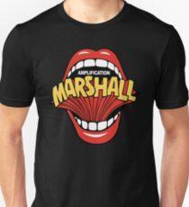 Camiseta unisex Marshall Amplification Shirt