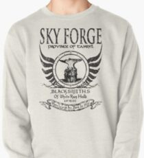 SkyForge - Where Legends Are Born In Steel Pullover