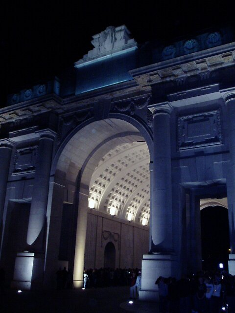 The Menin Gate by peterw