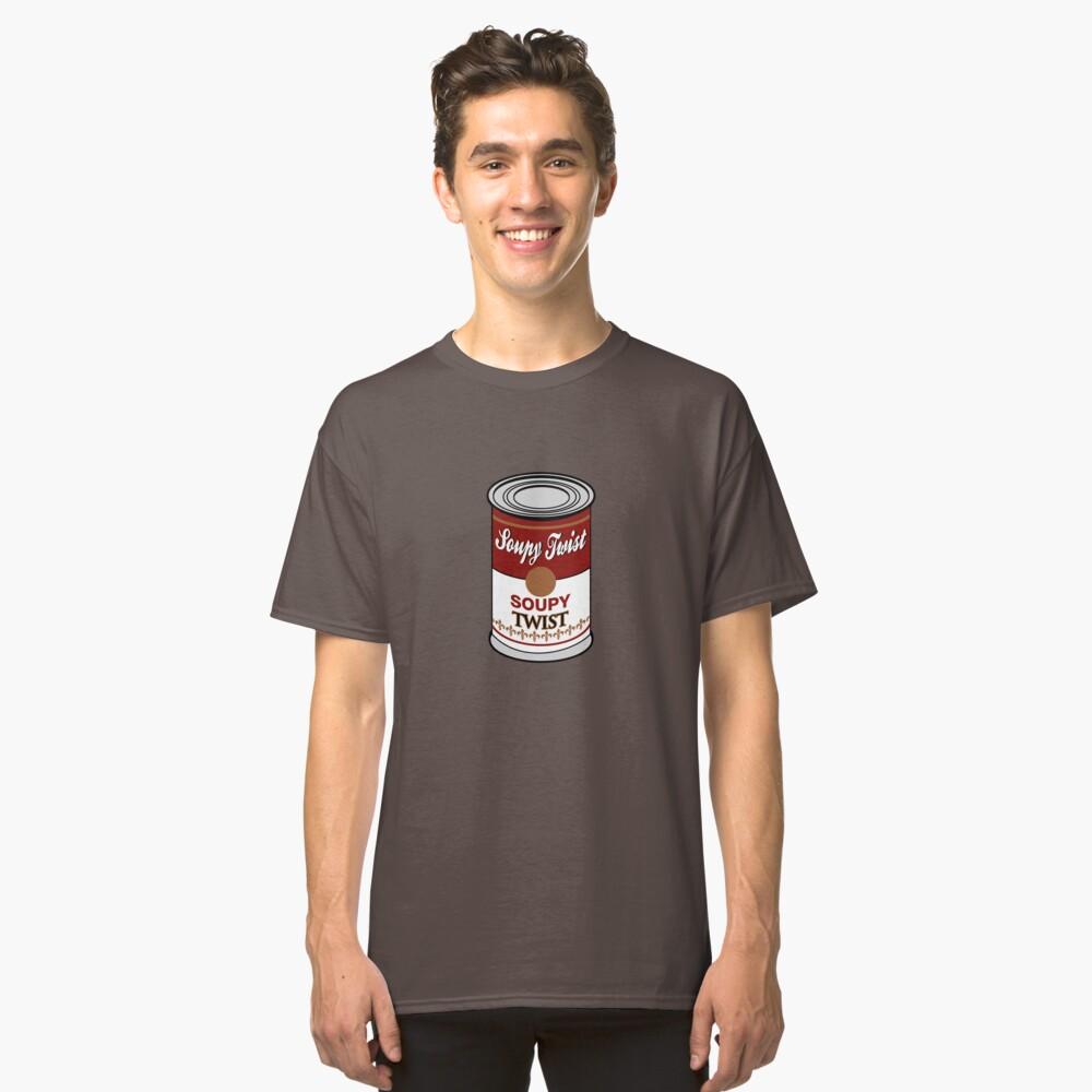 Soupy Twist Classic T-Shirt Front