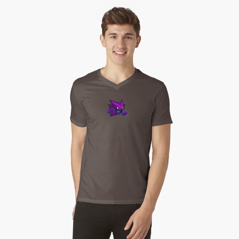 Shiny Haunter Sprite Camiseta de cuello en V