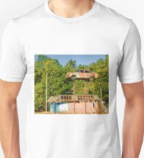 Summer rental - great views-Soar to the sky Unisex T-Shirt