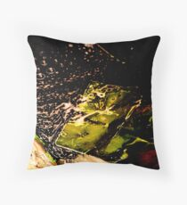 The Outflow Throw Pillow