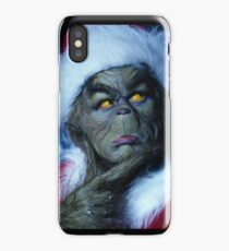 The grinch! iPhone Case/Skin
