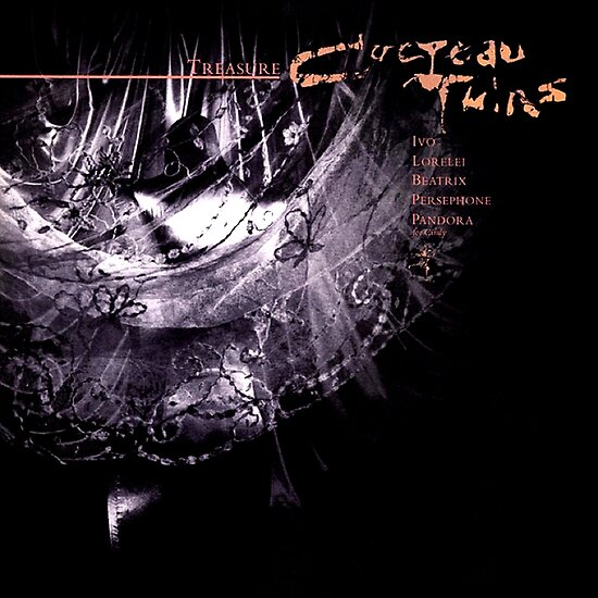 Cocteau Twins - Treasure (1984) CLASSIC ALBUM REVIEW