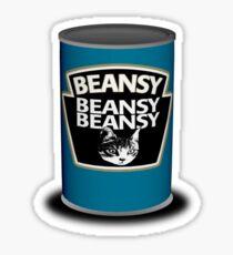 Beansy Beansy Beansy Sticker