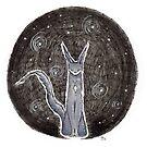 Cat Fairy - Celtic Mythology Cat Sith by shellysea